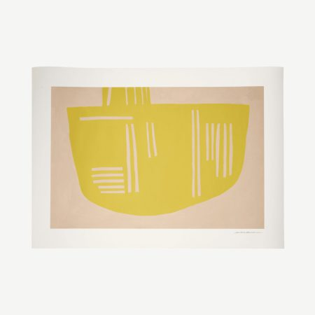 The Poster Club, Floating, print door Leise Dich Abrahamsen, 50 x 70 cm